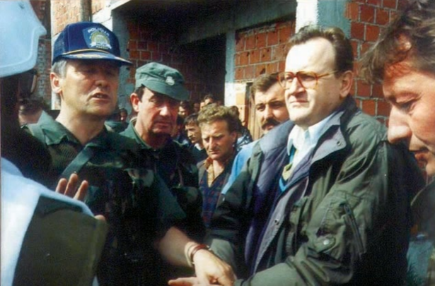 Image result for veljko džakula hapšenje